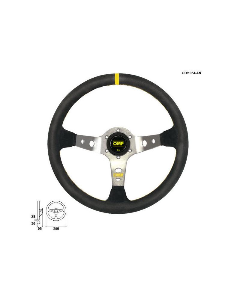 volante desplazado amp corsica