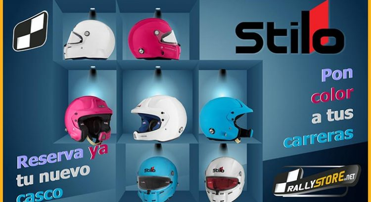 Casco Stilo de colores