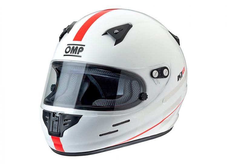 Casco OMP KJ-8